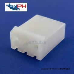 کانکتور پاور بدون قفل (CH) ماده 3 پین 3.96mm