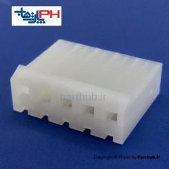 کانکتور پاور بدون قفل (CH) ماده 5 پین 3.96mm