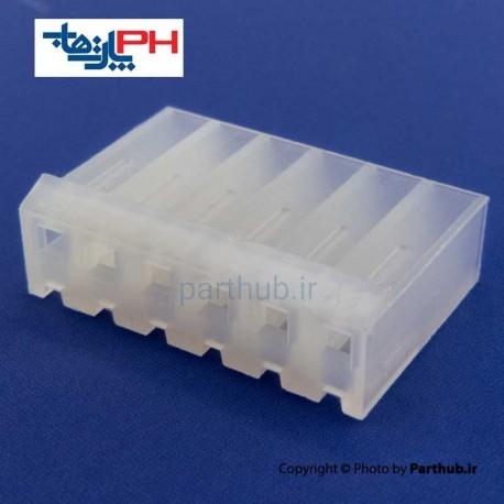 کانکتور پاور بدون قفل (CH) ماده 6 پین 3.96mm