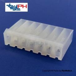 کانکتور پاور بدون قفل (CH) ماده 7 پین 3.96mm