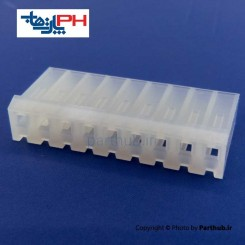 کانکتور پاور بدون قفل (CH) ماده 9 پین 3.96mm
