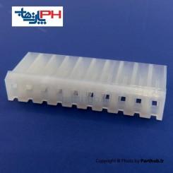 کانکتور پاور بدون قفل (CH) ماده 10 پین 3.96mm