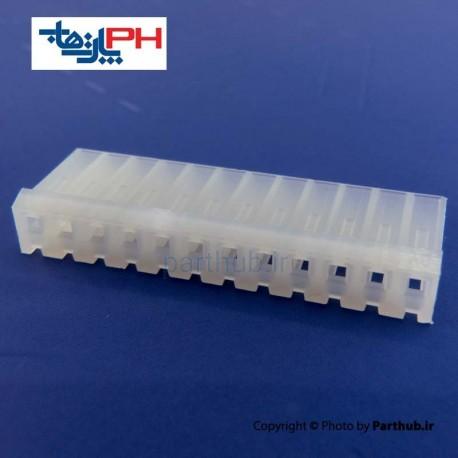 کانکتور پاور بدون قفل (CH) ماده 12 پین 3.96mm