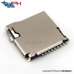 سوکت فشاری Micro SD