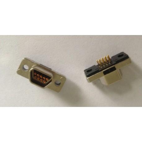 Micro D-Sub Female 9 pin